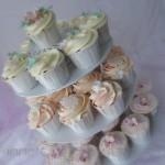 Mini cupcakewedding
