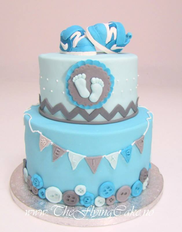 baby shower kake